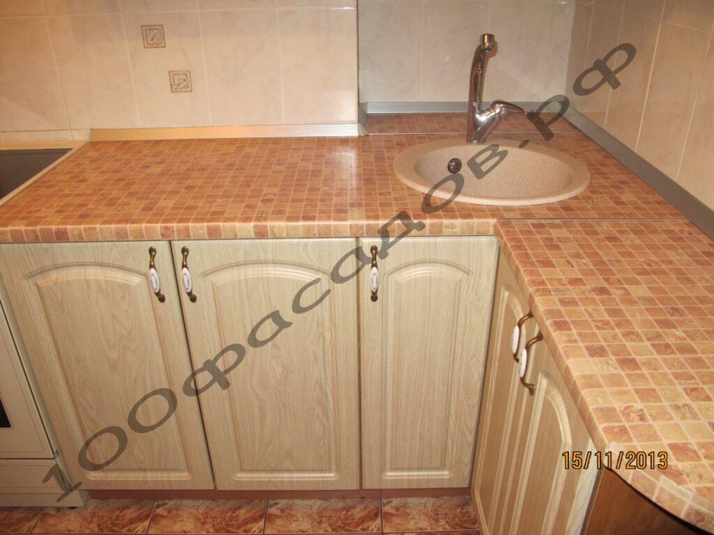 Замена кухонной столешницы своими руками 31