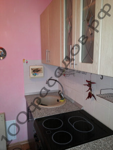 кухонный гарнитур после...